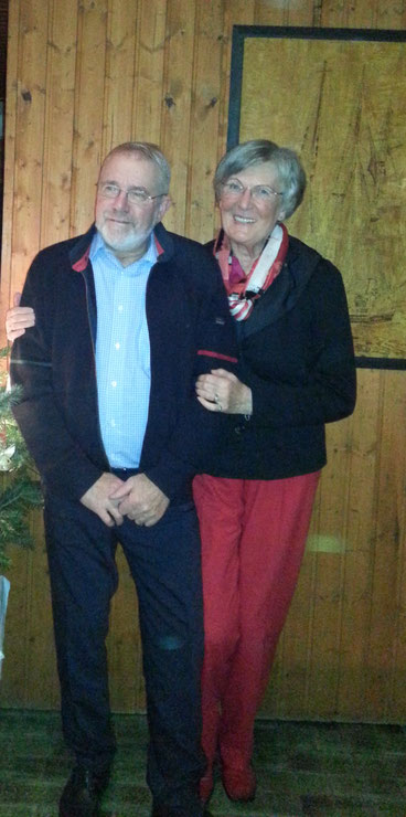 Günter und Gisela Middel