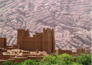 Kasbah : viaggi nel deserto del Marocco