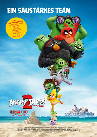 Angry Birds 2 Hauptplakat