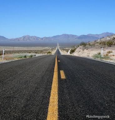 Mal sehen wohin uns die Straße führt?!