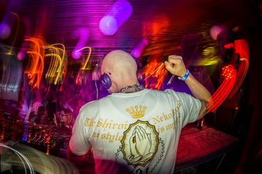 Trier Club Party DJ feiern