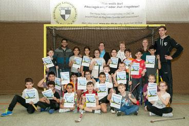 DSC 99 - Grundschüler der SMS-Initiative