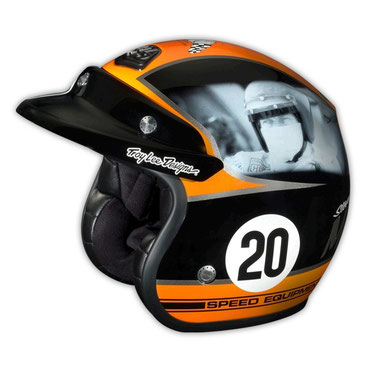 Troy Lee Designs McQueen Helmet