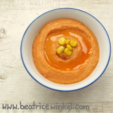 Beatrice Winkel - Paprika-Hummus