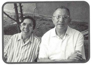Adi & Rhoda - Glow mag. August 2001