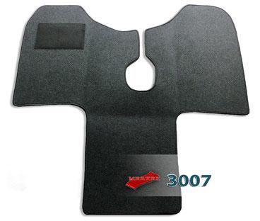 Mertex-Onlineshop - Ford Transit 5. Generation (2-Sitz.) 2000-2006, ohne Ausschnitt für Handbremse