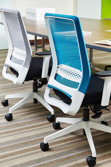 Comfordy, Drehstuhl, Weiss, swivel chair, white, Ru´dy