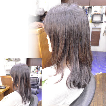 パーマ | ホームカラーの危険性-横浜で人気の美容室YUME-YUI~夢結~