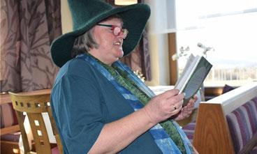"""Artikel in der """"Mittelbayerische""""  anlässlich der Lesung von Karin Biela"""
