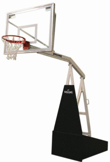 Spalding 2000 Basketball Backstop for schools