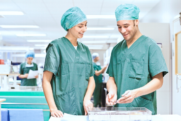 Hygiene-Lösungen für den Krankenhaus- und Pharmabereich