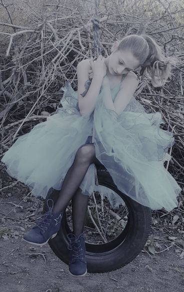 "Foto: Carlotta Panico als ""November"""
