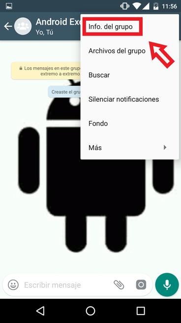 Invitar Contactos A Un Grupo De WhatsApp