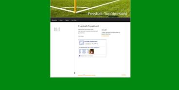 Fussball-Topübersicht