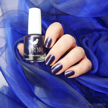 WRENN POLISH • FEELING BLUZY