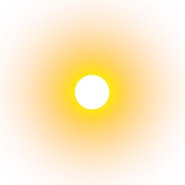 Le soleil illustre la lumière et la gloire divines. Il peut symboliser Dieu lui-même. Le Soleil représente Dieu lui-même, la source de la lumière divine, la source de toute énergie vive, la source de l'espoir et de la justice. Jéhovah Dieu est un soleil.