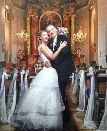 Helga Bauer Sängerin Hochzeit Gesang Kirche
