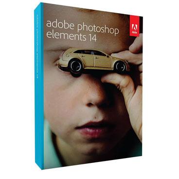 Adobe Photoshop Elements 14 disponible ici.