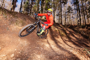 Julian Huber e-Mountainbike Experte