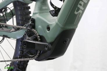 Specialized e-MTB Motor am Kenevo
