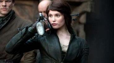 Leider nur blasses Eyecandy...Gretel  [Quelle: Paramount Pictures]