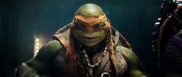 Unser heimlicher Lieblingsturtle: Michelangelo [Quelle: Nickelodeon Movies]