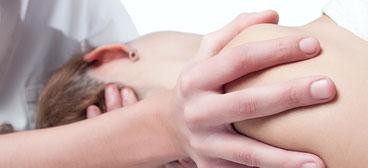 Travail sur le complexe cou épaule
