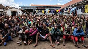 Detenuti malgasci