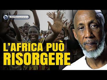L'attivista ivoriano Mohamed Konare