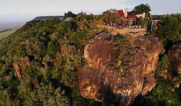 Angama Mara Lodge - Masai Mara Reserve