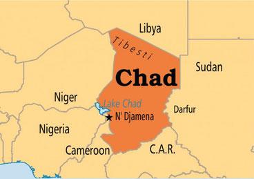 Il Tibesti è una regione nel nord del Ciad ai confini con la Libia