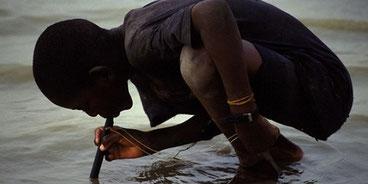 L'Africa è ricchissima d'acqua