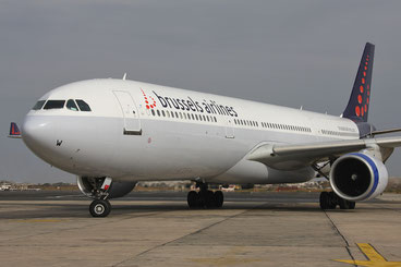 Soon, a 10th Airbus A330 will join the carrier's long-haul fleet  -  courtesy Brussels Airlines