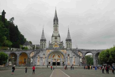 Basilika in Lordes