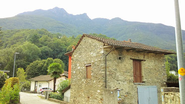 über den Monte Camoghè geht es heute