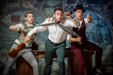 Foto: Gregor Wiebe; www.HUCKLEBERRYKING.com
