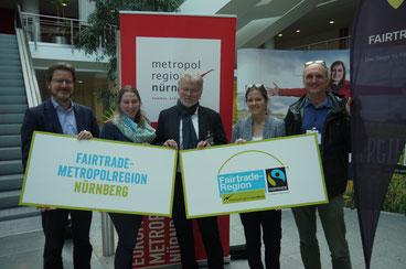 Foto: Ralf Mützel, Marina Malter, Dr. Roland Oeser, Mareike Grytz, Frank Braun