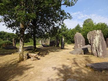 Steinkreis Bretagne