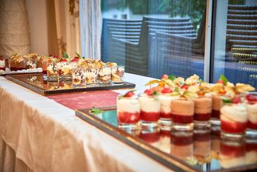 ® Birkenhof Gols Hochzeit - Buffet