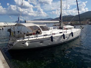mitsegeln Sardinien, Korsika, Mallorca, Ibiza, Gibralta und Algarve