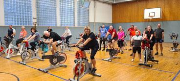 Indoor Cycling & Krafttraining
