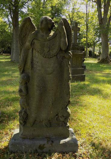 Donatsfriedhof Freiberg Bild: Susann Wuschko