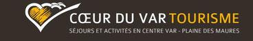 Logo communauté de communes Cœur du Var