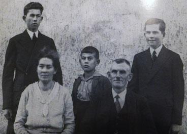NS-Opfer Konrad Belz und seine Familie