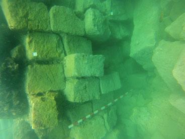 Le môle phénicien de Tyr, objet d'une dernière campagne de sondages archéologiques