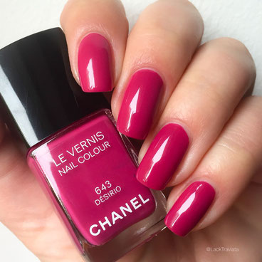 swatch CHANEL DESIRIO 643 by LackTraviata