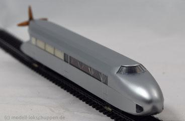 """Märklin 37777 Schienenzeppelin """"Kruckenberg"""" / Sound / mfx-Digital"""