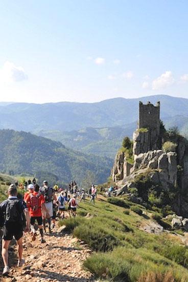 Un écrin sompteux pour l'un des plus vieux trail Français