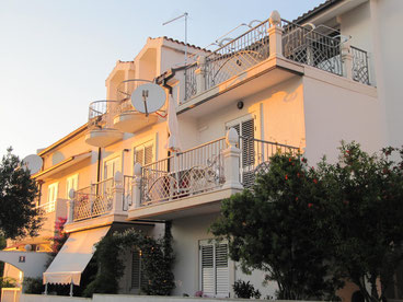 Апартаменты Промайна Хорватия