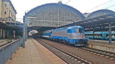 Prag, Hauptbahnhof